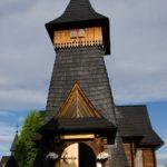murzasichle kościół drewniany